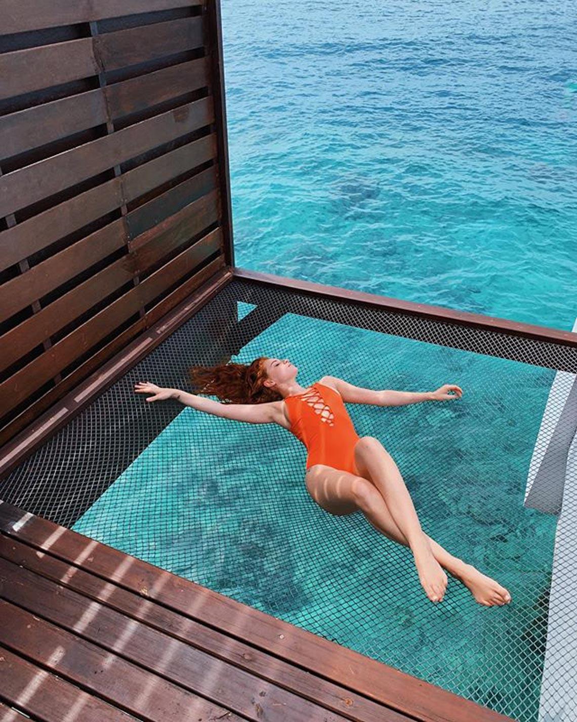 Khu nghỉ dưỡng Grand Park Kodhipparu ở Maldives - 5