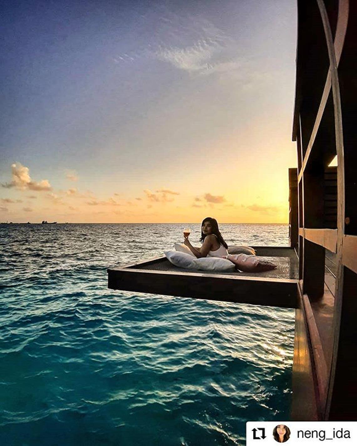Khu nghỉ dưỡng Grand Park Kodhipparu ở Maldives - 6