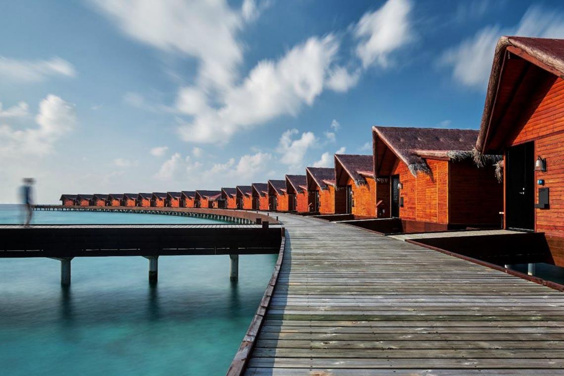Khu nghỉ dưỡng Grand Park Kodhipparu ở Maldives - 8