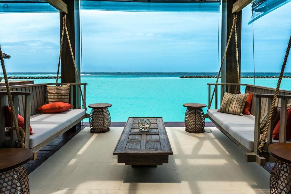 Khu nghỉ dưỡng Grand Park Kodhipparu ở Maldives - 9