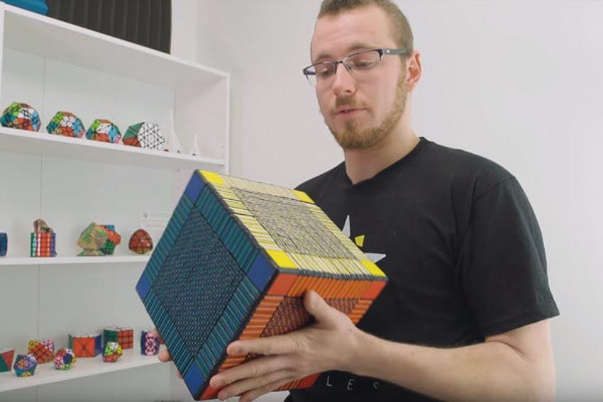 Những kỷ lục thế giới thú vị về khối lập phương rubik - 7