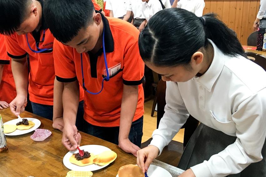 Kyocera tổ chức Giao lưu văn hóa dành cho học sinh Việt Nam tại Nhật Bản - 2