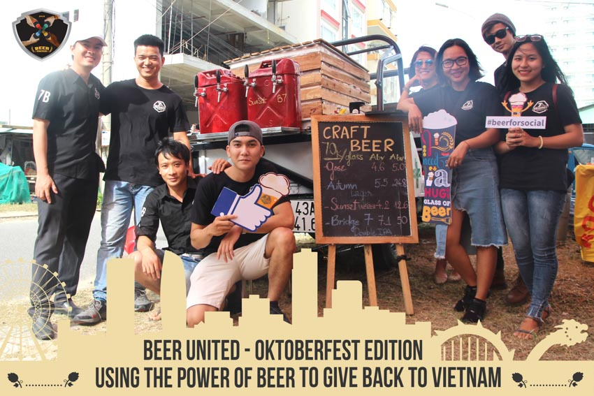 Lễ hội bia thủ công Beer United lần thứ 3 tại Đà Nẵng - 2