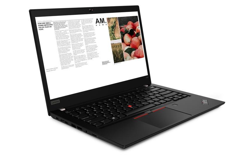 Lenovo ra mắt loạt laptop ThinkPad thông minh - 1
