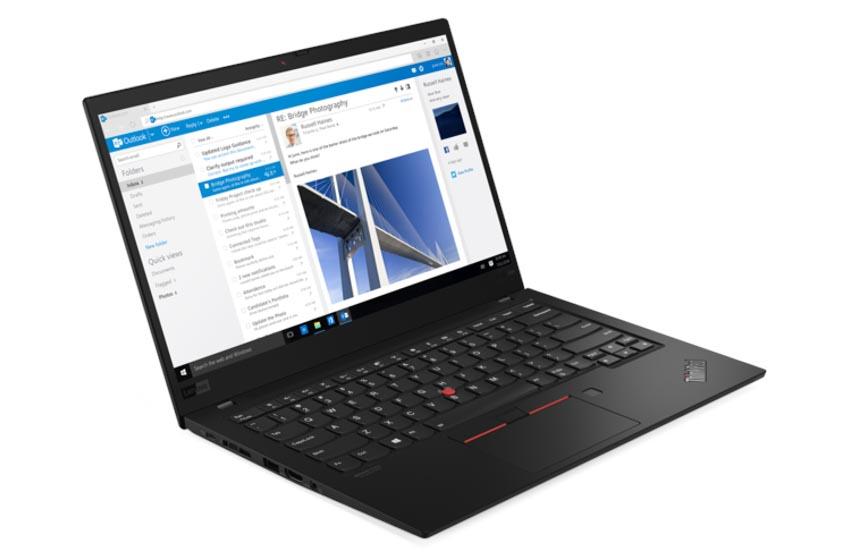 Lenovo ra mắt loạt laptop ThinkPad thông minh - 2