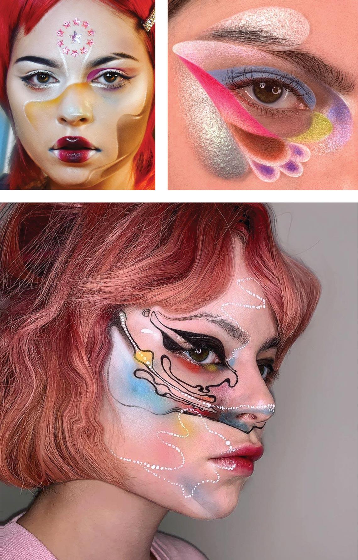 Những nghệ sĩ makeup trên Instagram định nghĩa lại cái đẹp - 5
