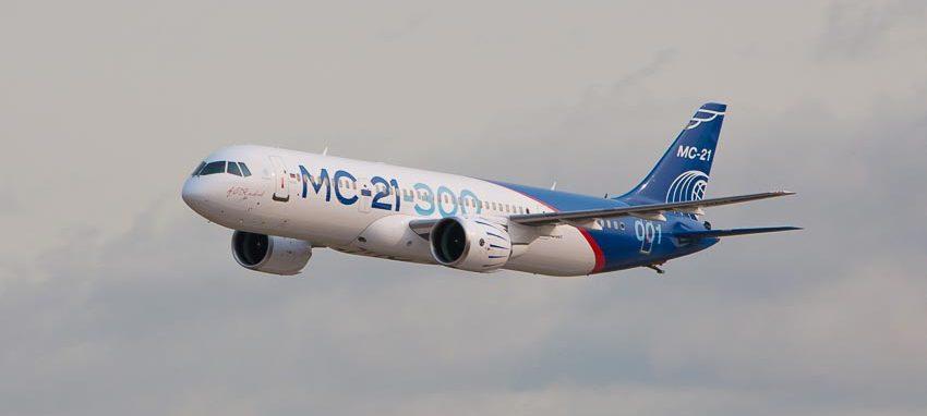 Máy bay thương mại MC-21 hứa hẹn là đối thủ của Boeing và Airbus - 1