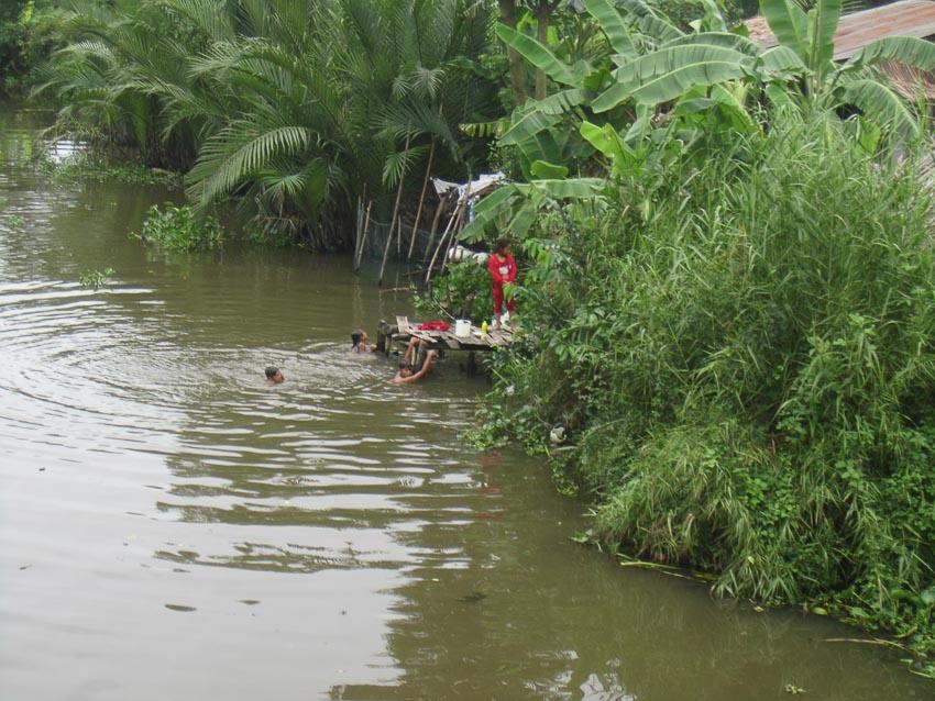 Miền Tây Nam bộ - Nhớ ngày tắm sông, mò tôm, móc lịch - 10