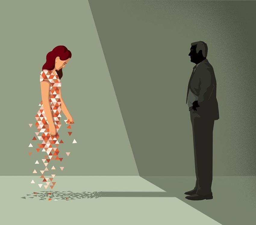 Những minh họa cuộc sống hiện đại khiến tim bạn thổn thức - 17