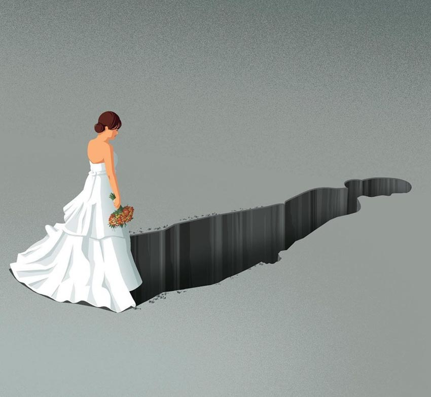 Những minh họa cuộc sống hiện đại khiến tim bạn thổn thức - 2
