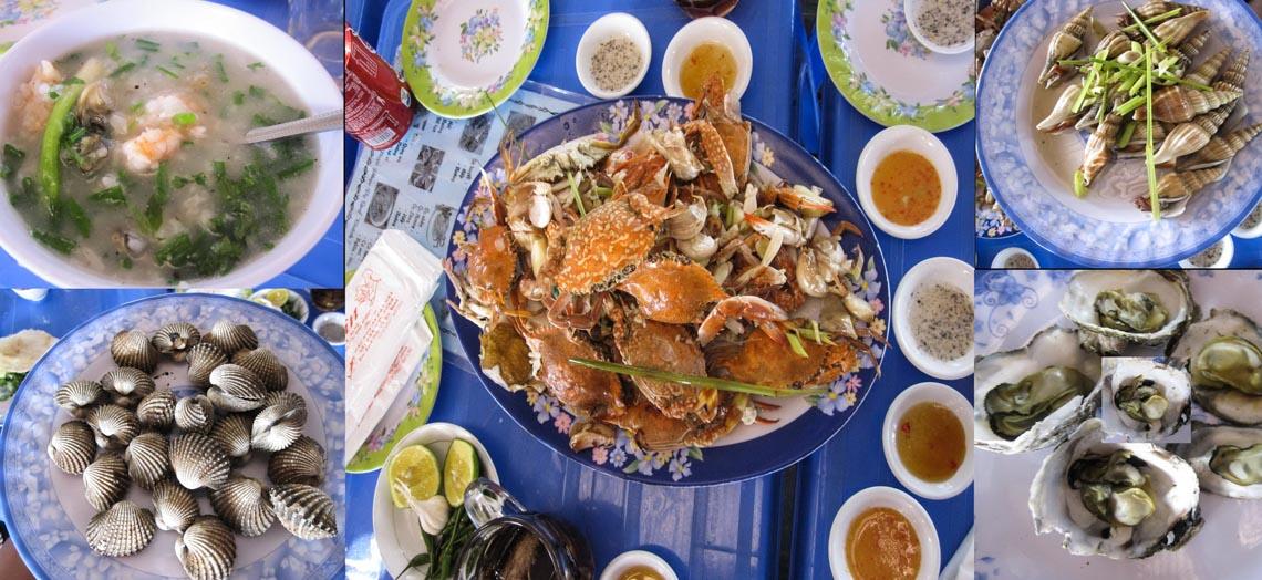 Món ngon Phú Yên - Ẩm thực một vùng biển - 5
