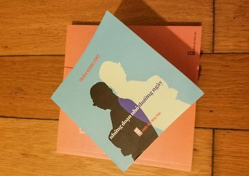 Ra mắt sách và giao lưu với nhà thơ Trần Đình Thọ - 3