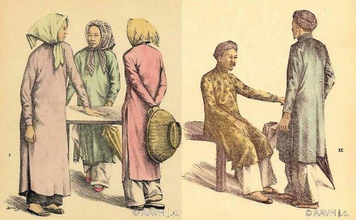 Những bức tranh ký sinh động về người Nam Bộ xưa - 10