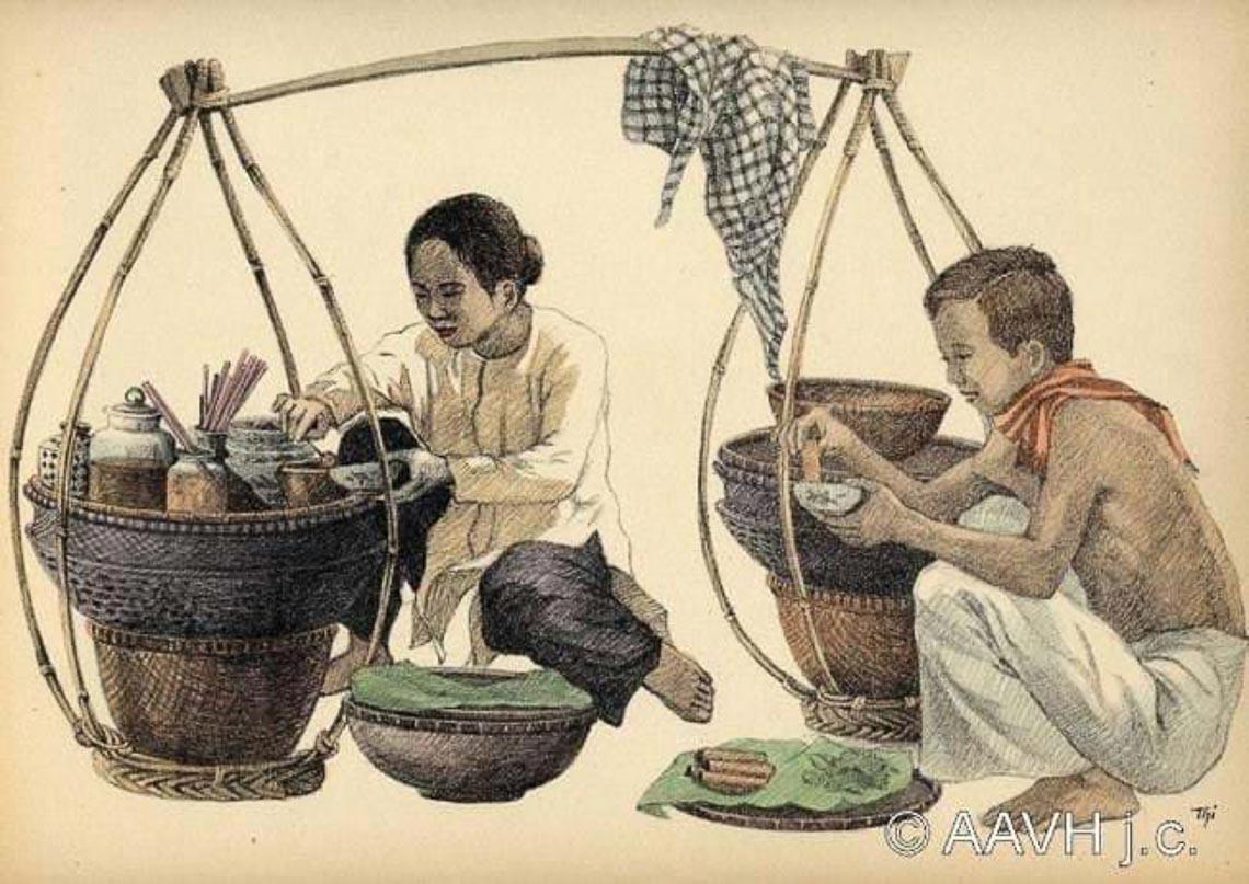 Những bức tranh ký sinh động về người Nam Bộ xưa - 4