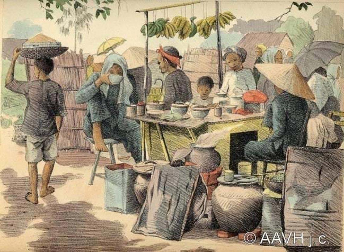Những bức tranh ký sinh động về người Nam Bộ xưa - 6