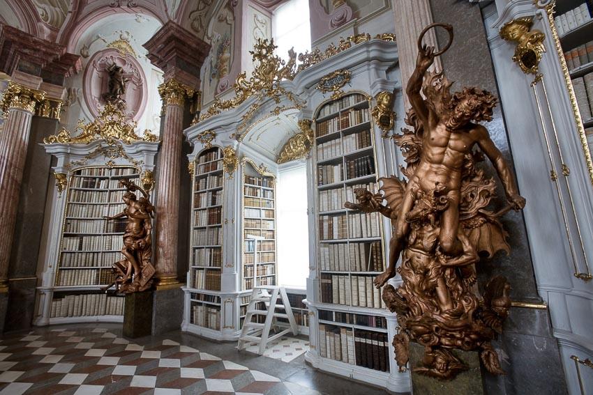 Những đại thư viện hoành tráng - 1
