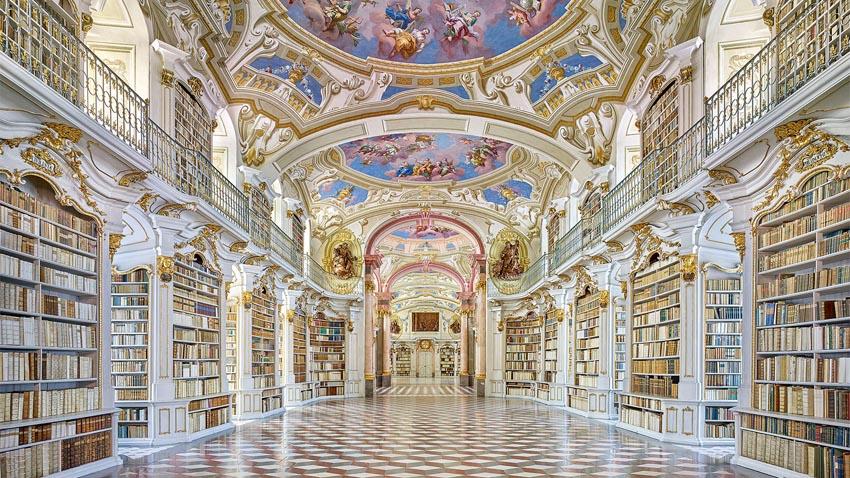 Những đại thư viện hoành tráng - 3
