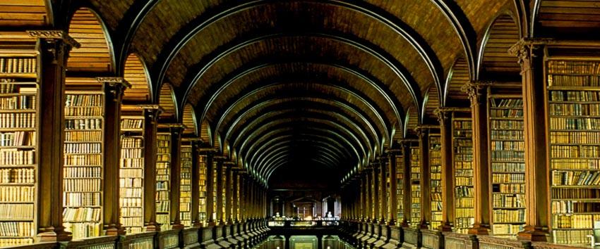 Những đại thư viện hoành tráng - 7