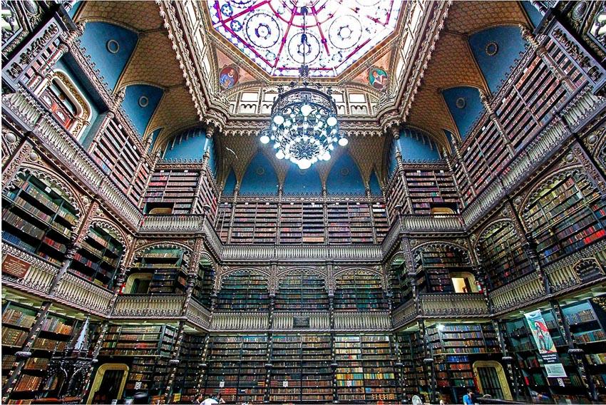 Những đại thư viện hoành tráng - 10
