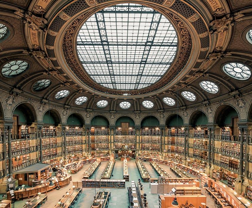 Những đại thư viện hoành tráng - 16