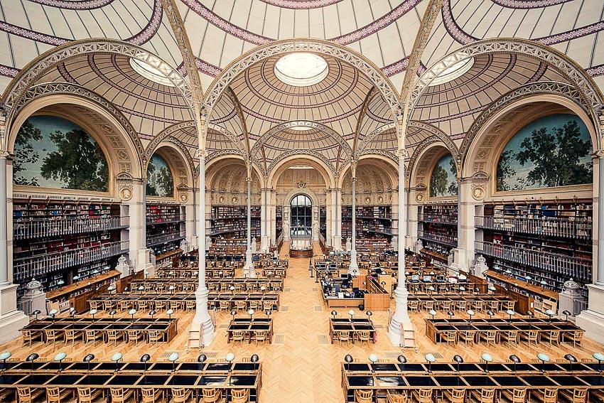 Những đại thư viện hoành tráng - 18