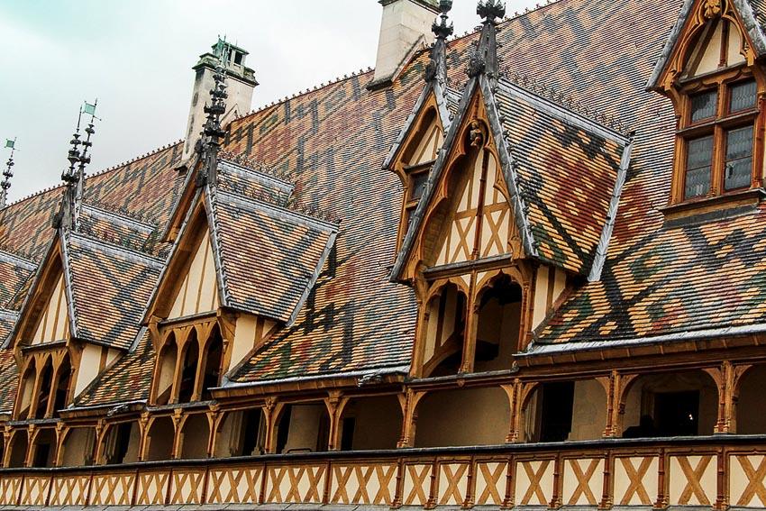 Những mái nhà đẹp nhất thế giới - 2