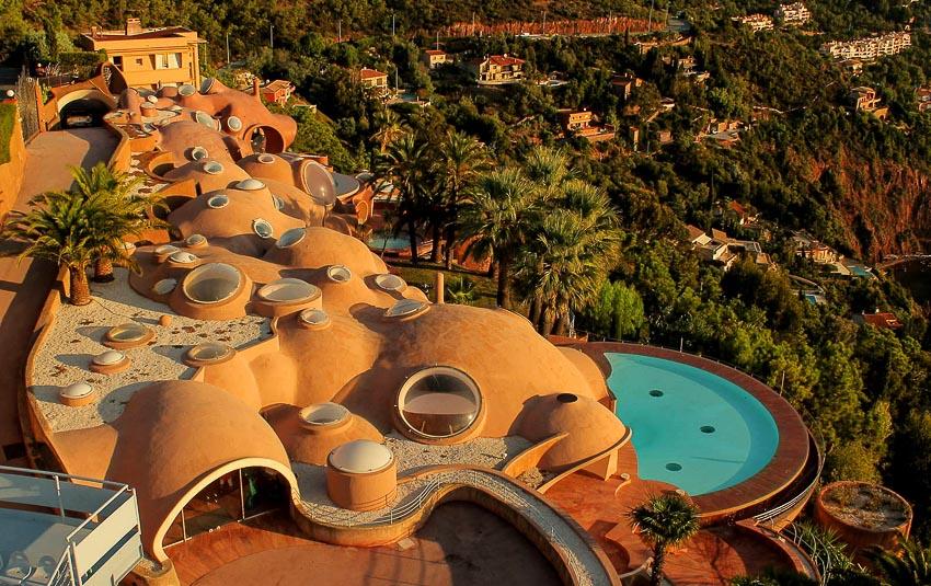 Những mái nhà đẹp nhất thế giới - 3