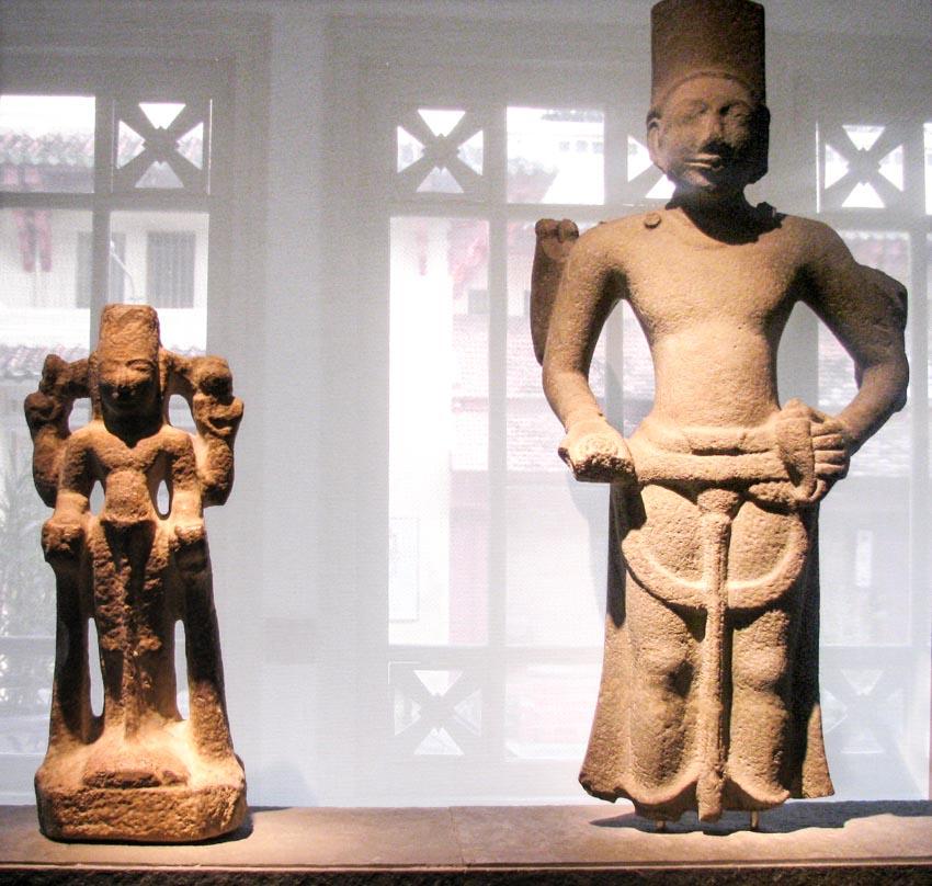 Sống lại những nền văn hóa cổ - 2