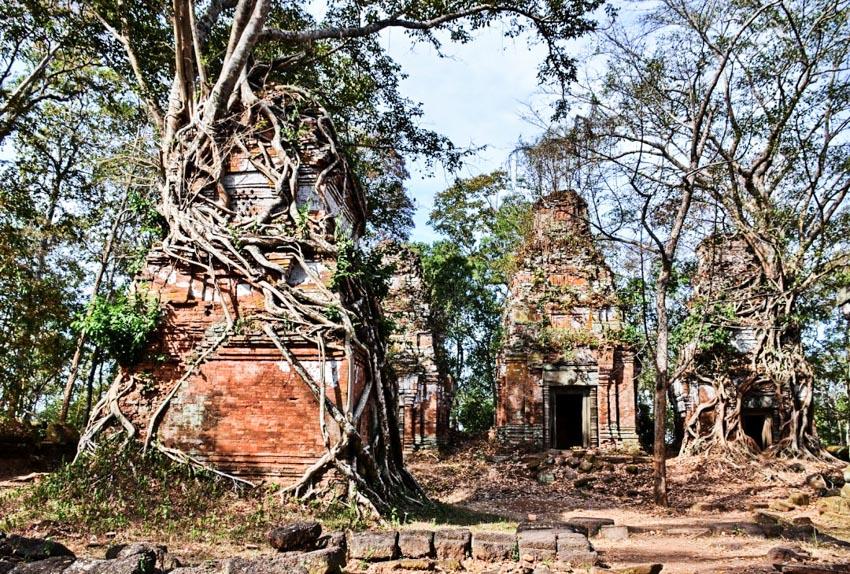 Những ngôi đền bị lãng quên tại xứ chùa Tháp - 13