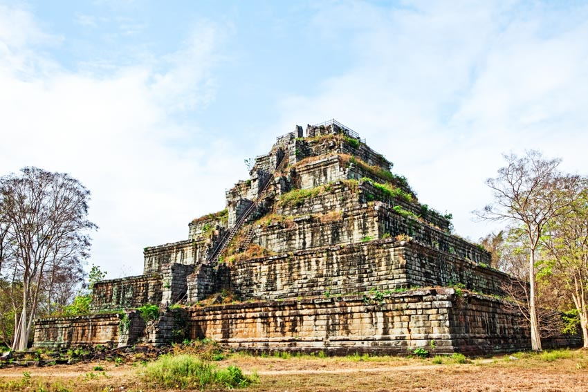 Những ngôi đền bị lãng quên tại xứ chùa Tháp - 14