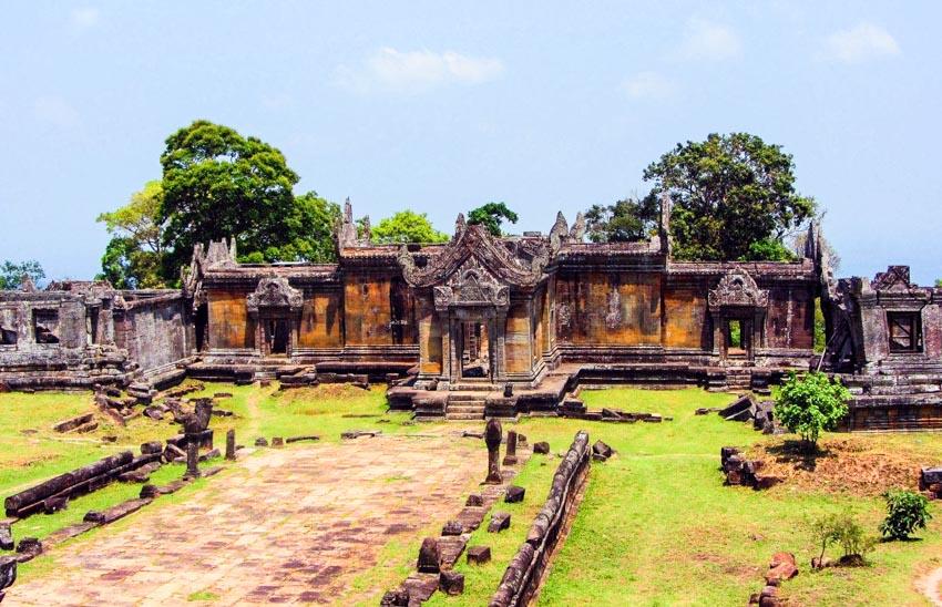 Những ngôi đền bị lãng quên tại xứ chùa Tháp - 18