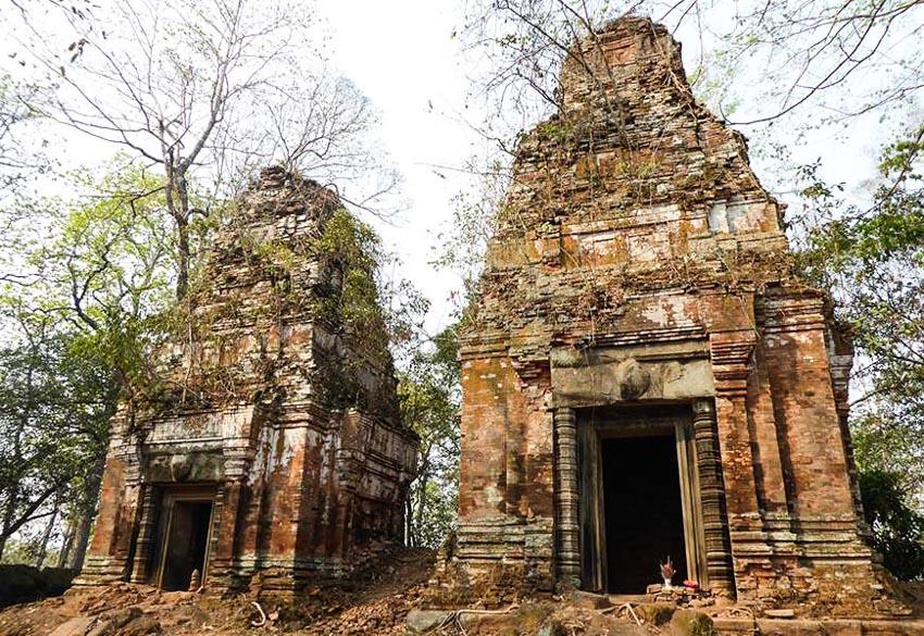 Những ngôi đền bị lãng quên tại xứ chùa Tháp - 19
