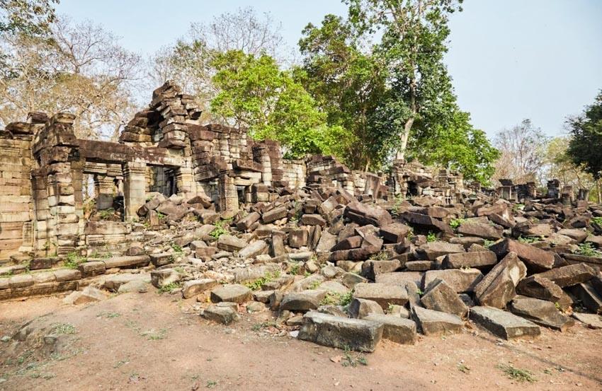 Những ngôi đền bị lãng quên tại xứ chùa Tháp - 21
