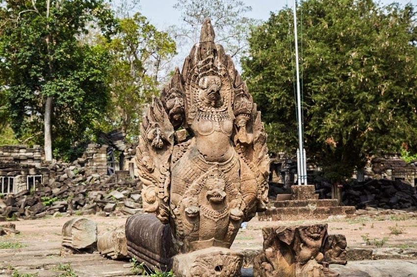 Những ngôi đền bị lãng quên tại xứ chùa Tháp - 22
