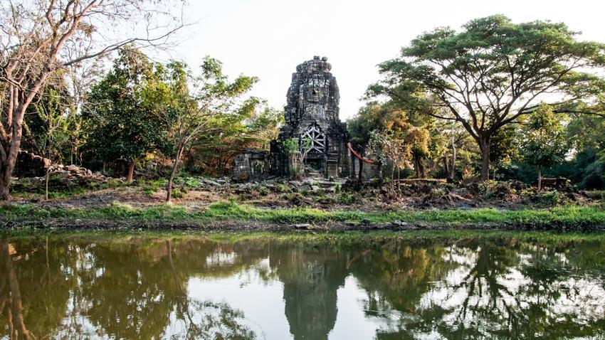 Những ngôi đền bị lãng quên tại xứ chùa Tháp - 4