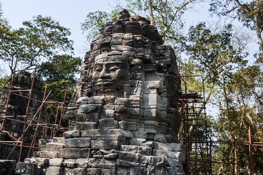 Những ngôi đền bị lãng quên tại xứ chùa Tháp - 5