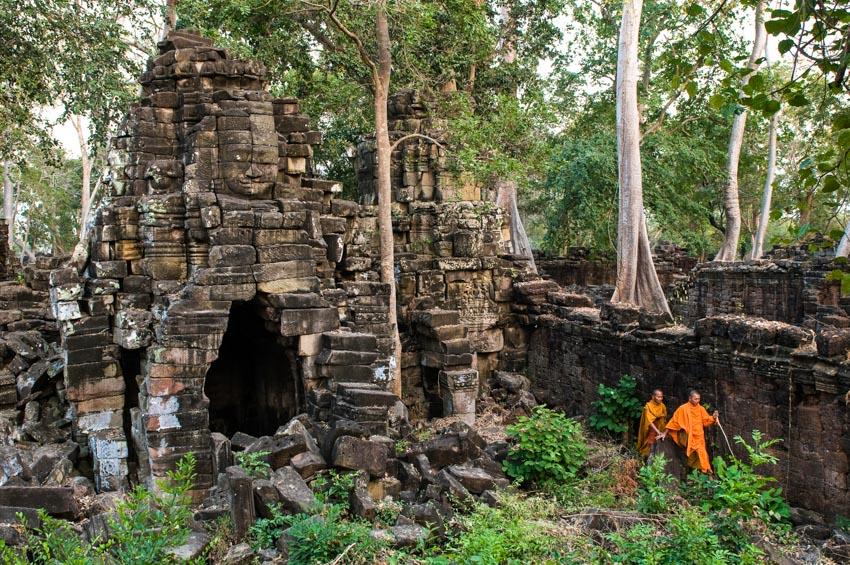 Những ngôi đền bị lãng quên tại xứ chùa Tháp - 6