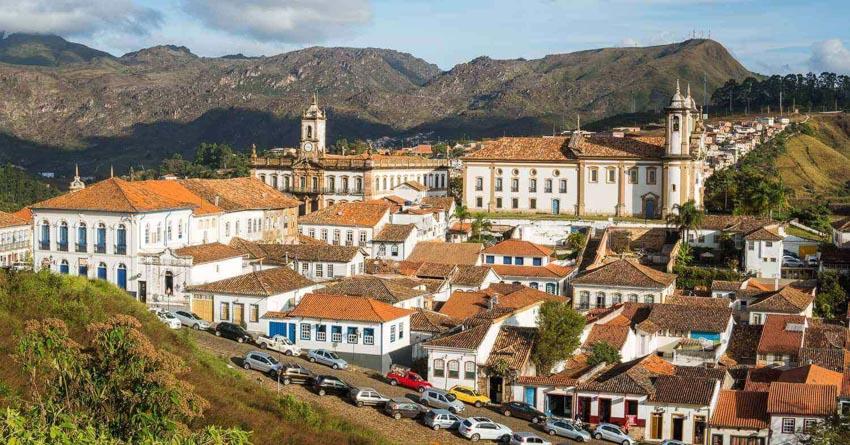 Những thành phố vàng tại Brazil - 10