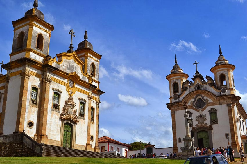 Những thành phố vàng tại Brazil - 2