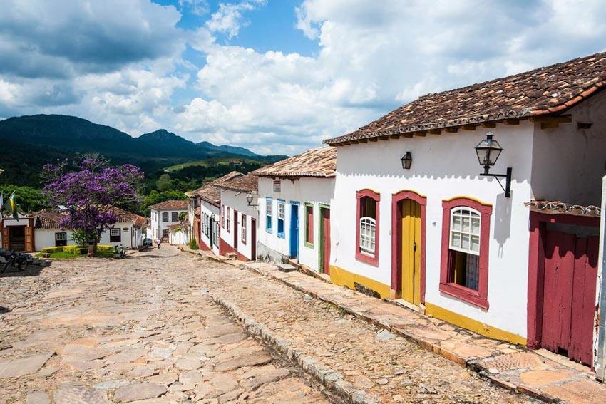 Những thành phố vàng tại Brazil - 6