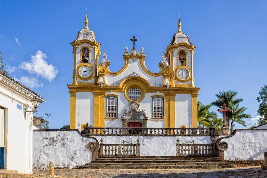 Những thành phố vàng tại Brazil - 7