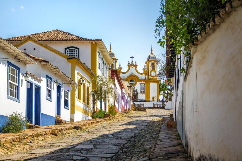 Những thành phố vàng tại Brazil - 8