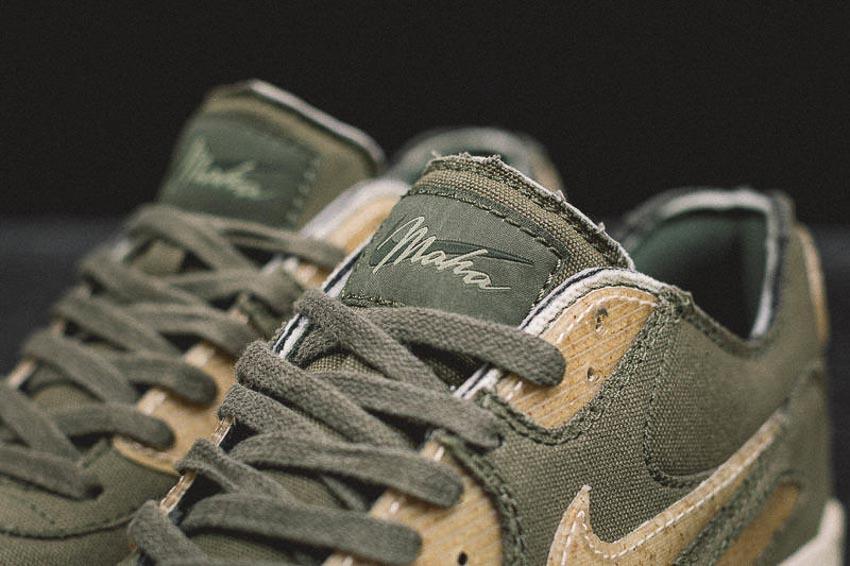 Nike và Maharishi hợp tác ra mắt giày Vegan Nike Air Max 90 - 2
