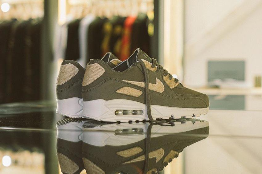 Nike và Maharishi hợp tác ra mắt giày Vegan Nike Air Max 90 - 3