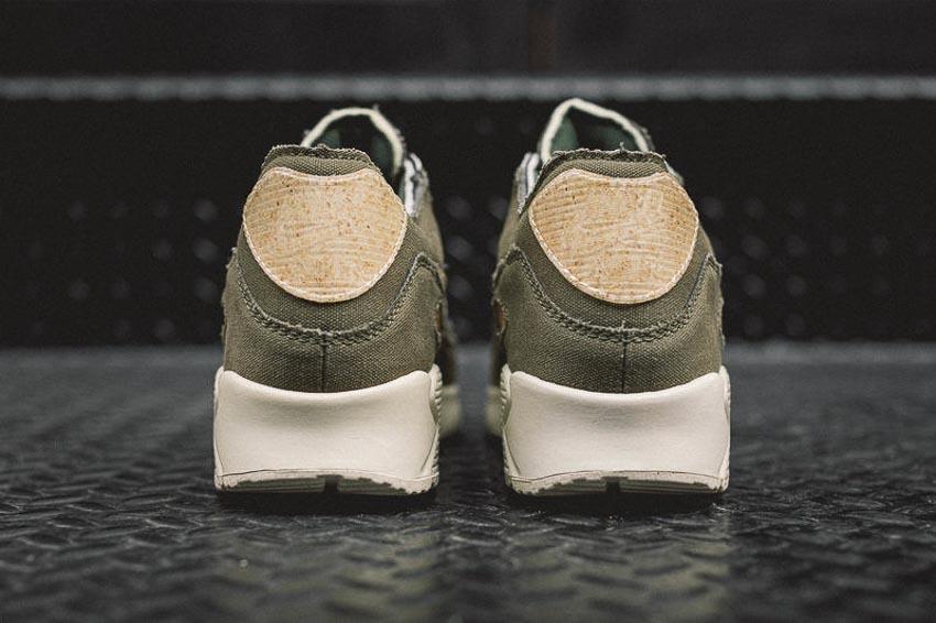 Nike và Maharishi hợp tác ra mắt giày Vegan Nike Air Max 90 - 6