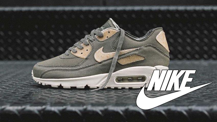 Nike và Maharishi hợp tác ra mắt giày Vegan Nike Air Max 90 - 9