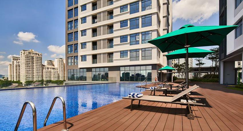 Oakwood Residence Saigon Mapletree quận 7 – Kiến tạo phong cách sống tân tiến hàng đầu khu Nam. 3