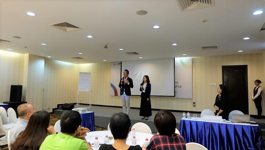 Phi&P hợp tác cùng BCon Vietnam tổ chức Workshop LIFO® - 2