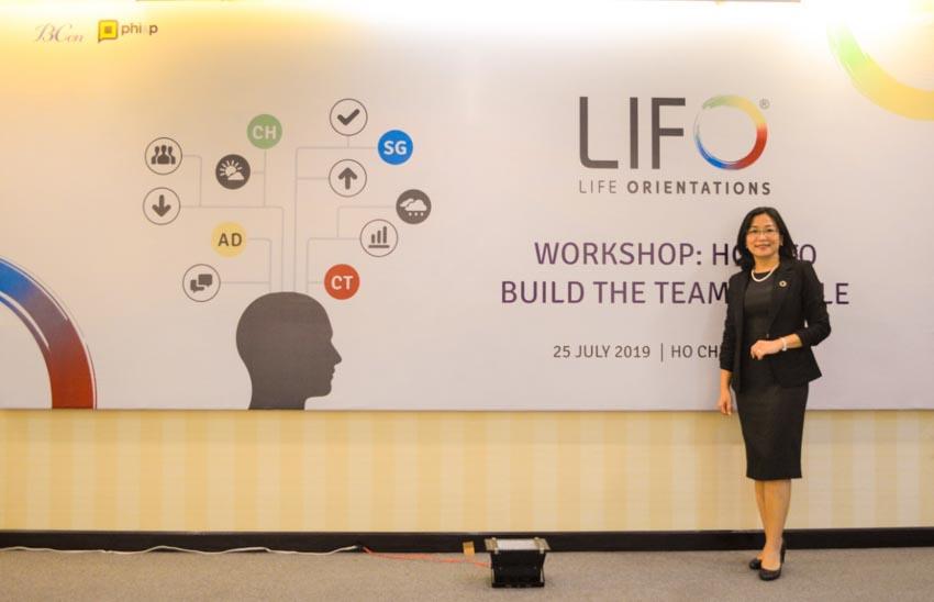 Phi&P hợp tác cùng BCon Vietnam tổ chức Workshop LIFO® - 3