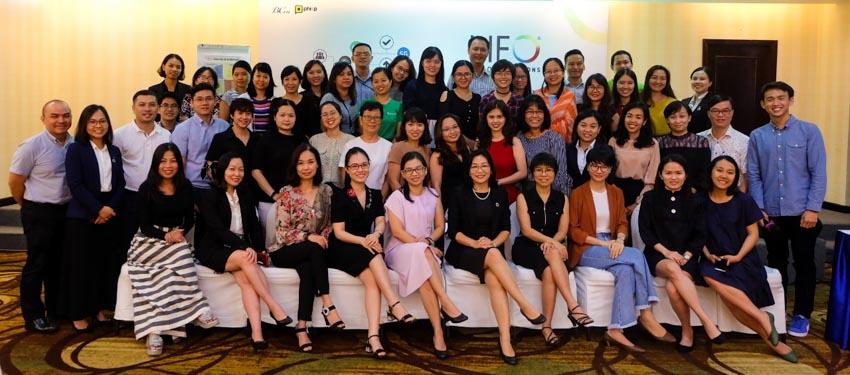 Phi&P hợp tác cùng BCon Vietnam tổ chức Workshop LIFO® - 4
